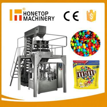 Automatic Food Packaging Machine (HT-8G)