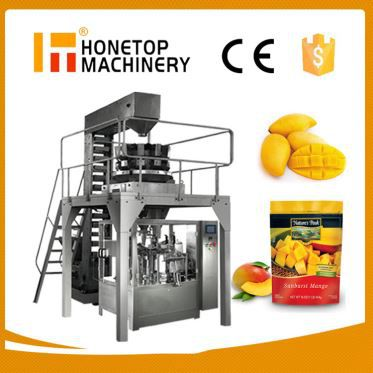 Automatic Fruit and Vegetable Packing Machine
