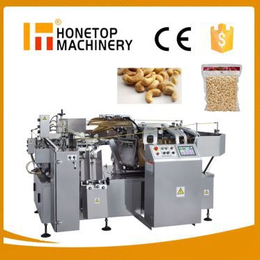 Automatic Rotary Vacuum Food Packing Machine