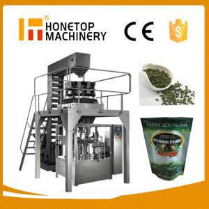 Hot Selling Tea Leaf Full Automatic Packing Machine