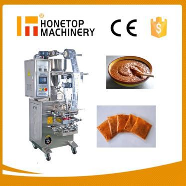 Liquid Sachet / Stick Packaging Machine High Speed