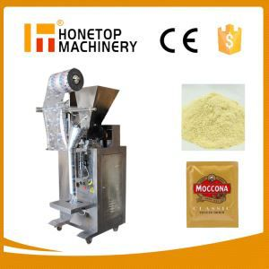 Small Wheat Flour Packing Machine High Efficient