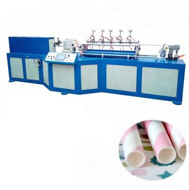 Paper Straw Making Machine Suppliers